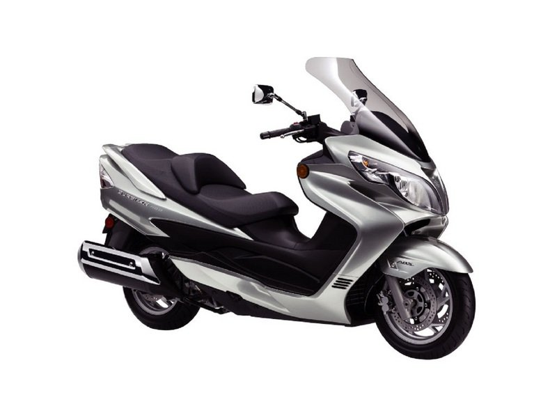 2012 Suzuki Burgman 400 ABS High Resolution Exterior - image 432013
