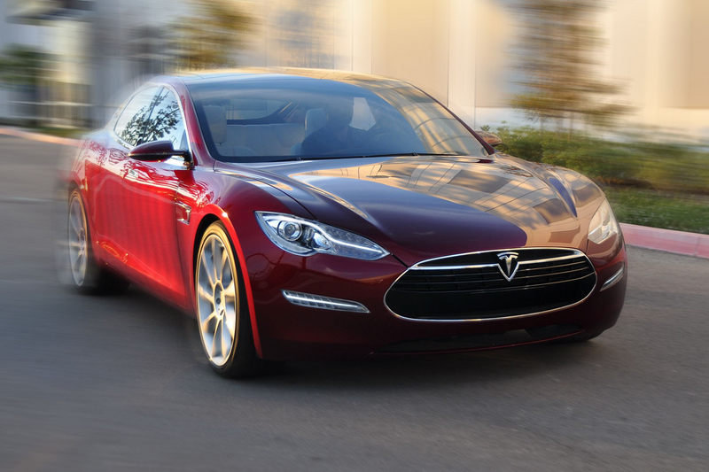 2012 Tesla Model S High Resolution Exterior - image 431183