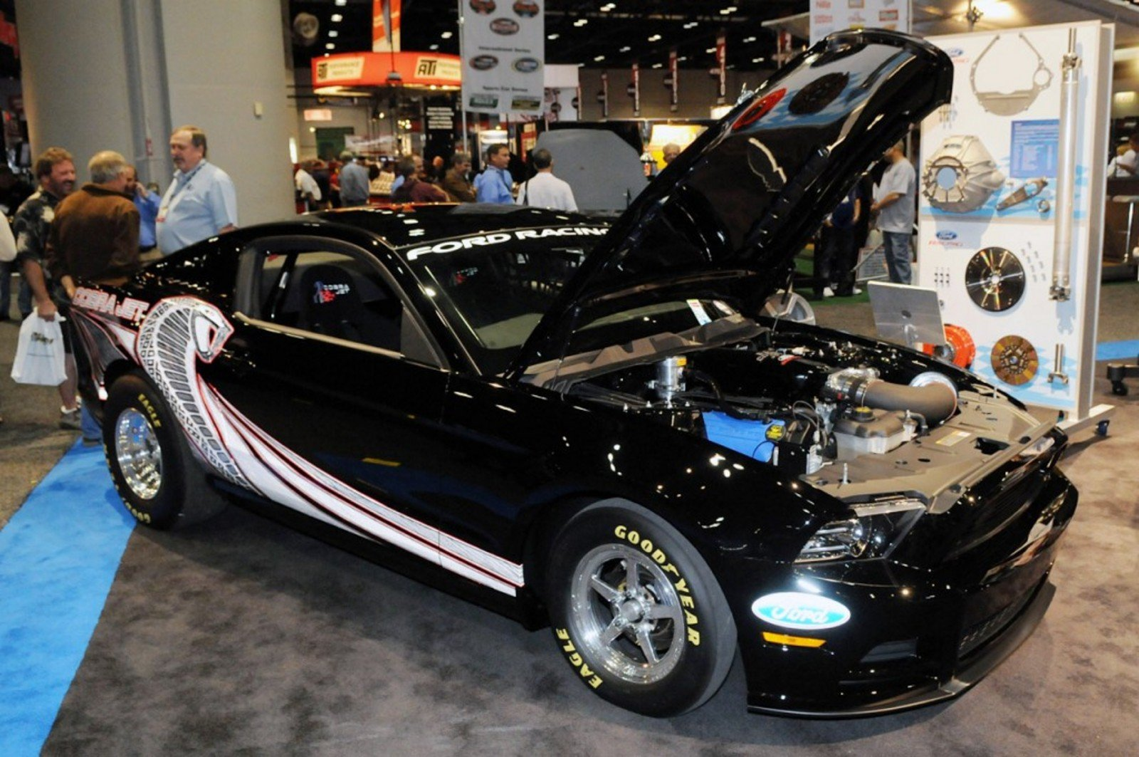 2013 ford mustang cobra jet review top speed for Jet cars review