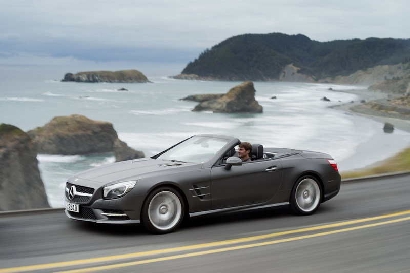 Next Mercedes-Benz SL to Lose Retractable Hardtop