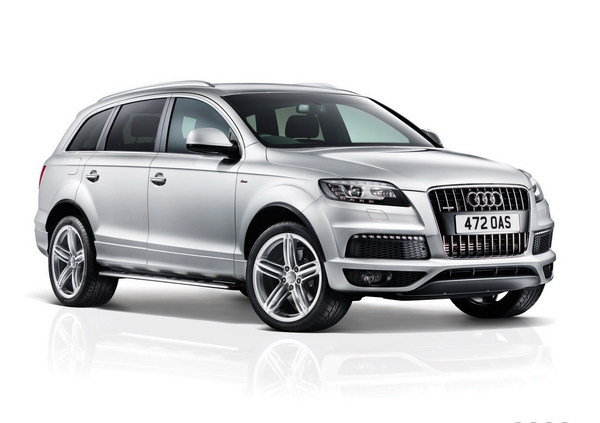 audi q7 3.0 tdi s line plus picture