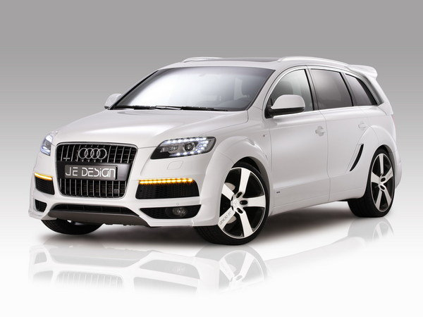 audi q7 s-line by je design picture