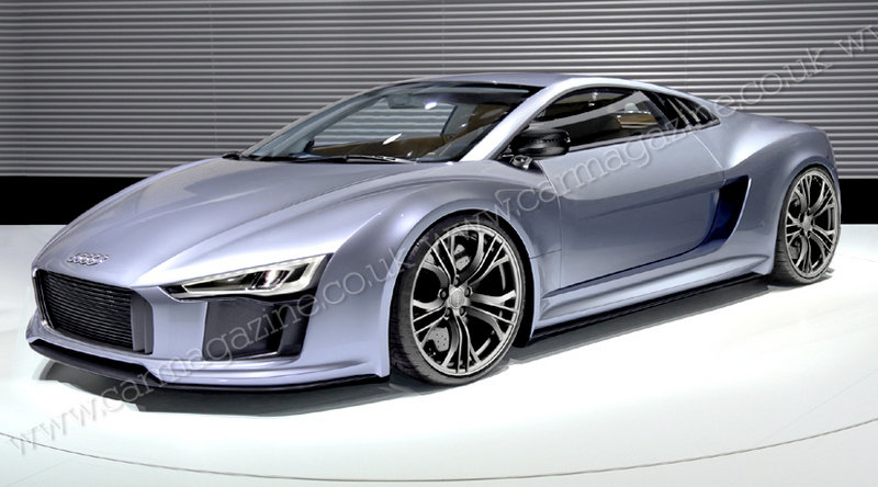 Audi R8 facelift planned for 2013 model; New generation to follow in 2014