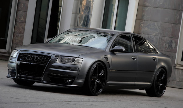 2006 - 2010 Audi S8 Superior Grey Edition By Anderson ...