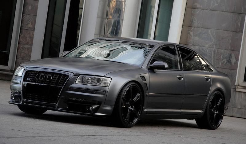 2006 - 2010 Audi S8 Superior Grey Edition by Anderson Germany