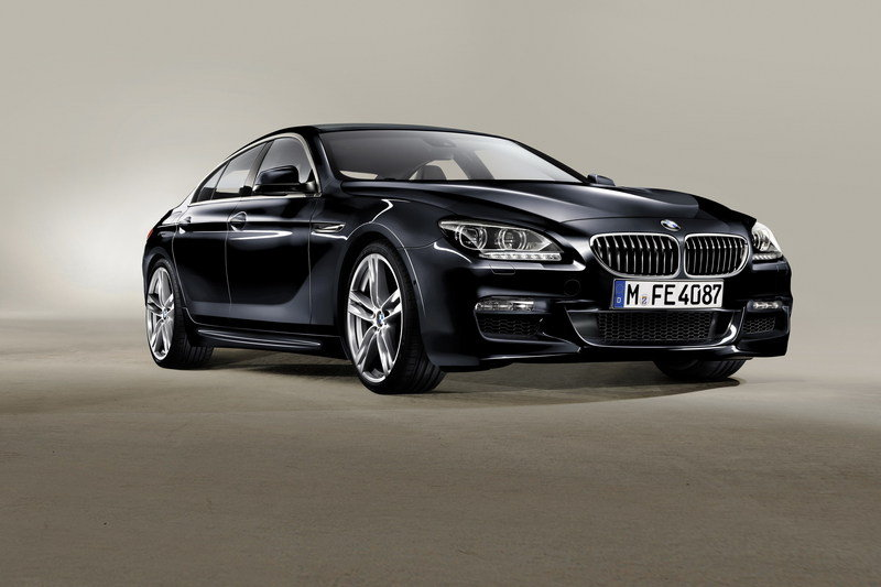 2013 BMW 6-Series Gran Coupe M-Sport Package