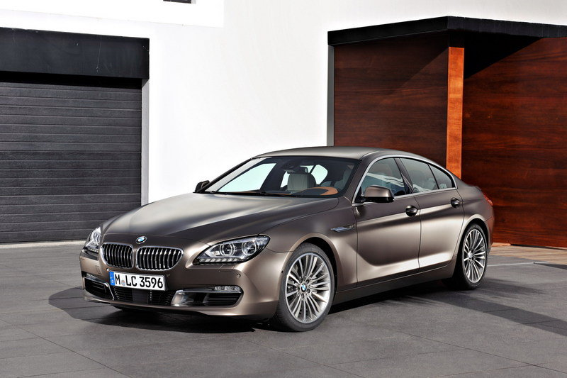 2013 BMW 6-Series Gran Coupe High Resolution Exterior - image 429758