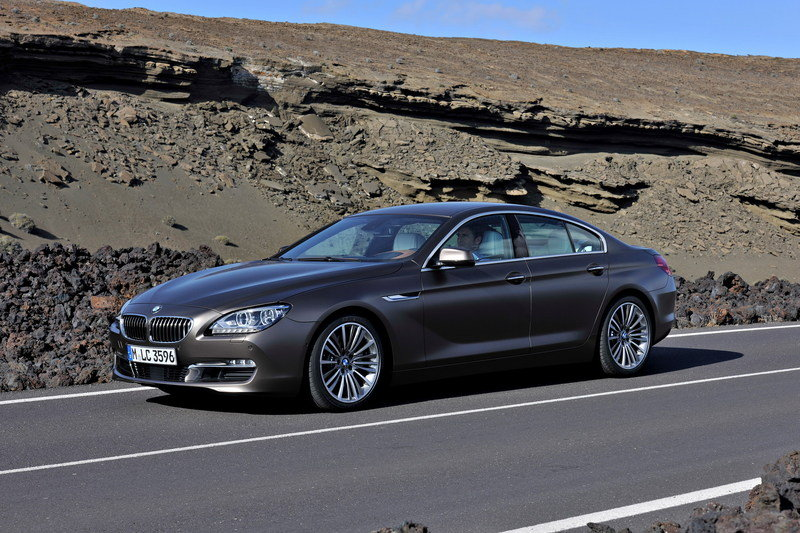 2013 BMW 6-Series Gran Coupe High Resolution Exterior - image 429787