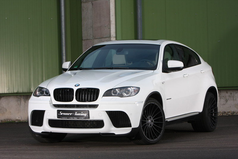 2011 BMW X6 by Senner Tuning