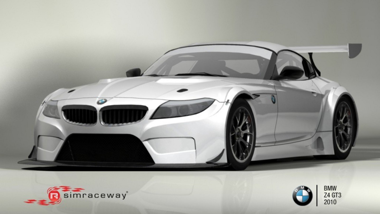 2012 Take The Bmw Z4 Gt3 Out For A Spin Courtesy Of