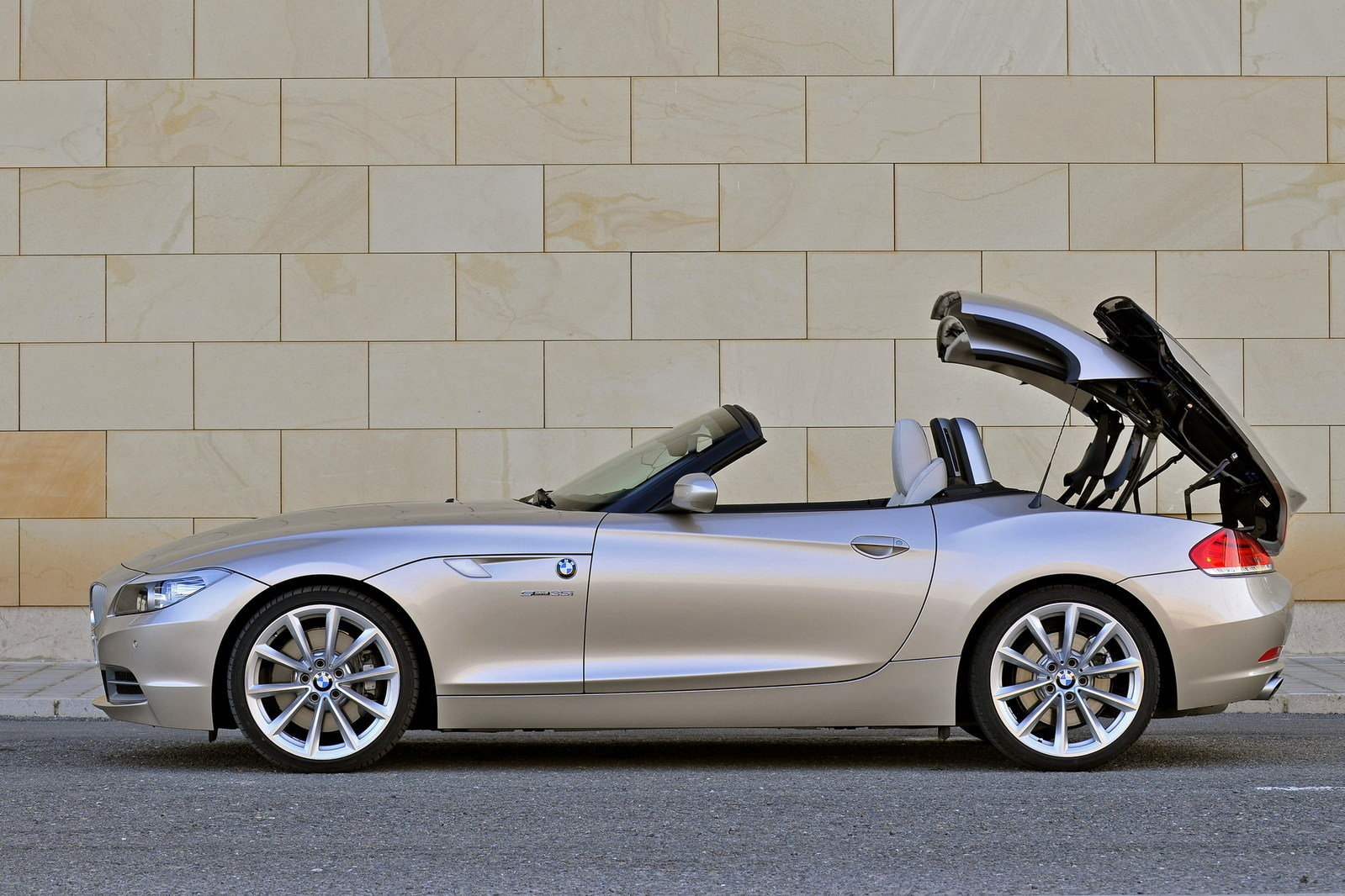 2009 2012 Bmw Z4 Roadster Picture 431932 Car Review
