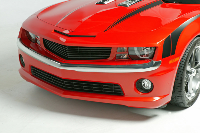 2011 Chevrolet Camaro SS by Retro USA
