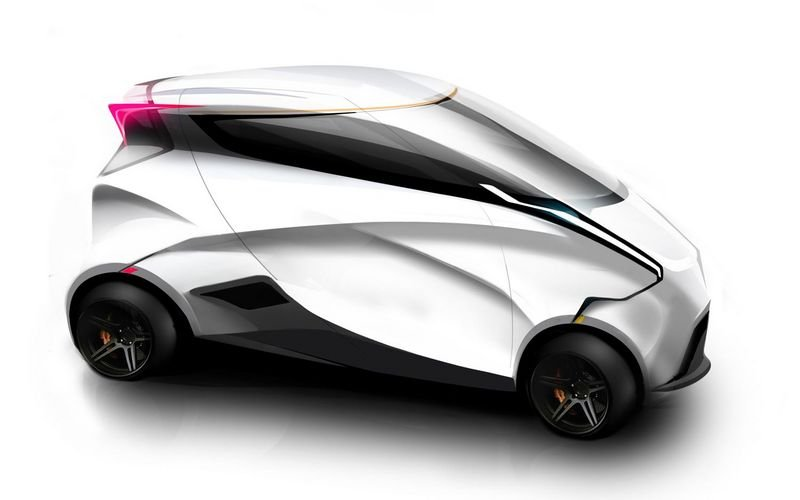 Does the Lotus World Car Concept preview their City Car? High Resolution Exterior - image 431301