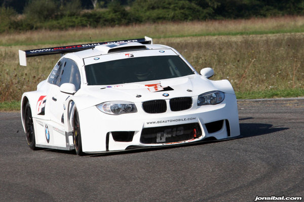 BMW 1M by GC Automobile
