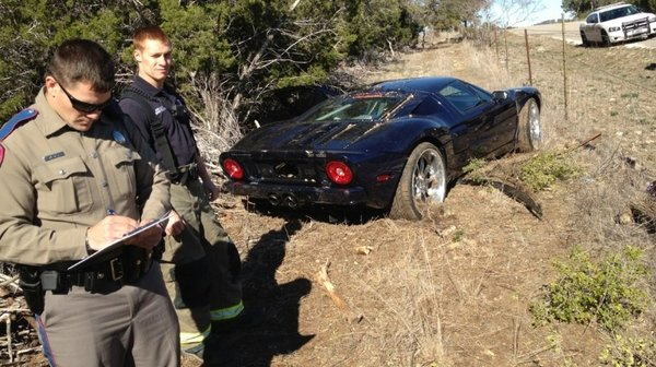 Jesse James Strikes Again; This Time With His Hennessey ...