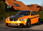 BMW MH3 V8 RS Clubsport by Manhart Racing