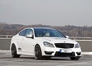 Mercedes C63 AMG Coupe V63 Supercharged by Vath