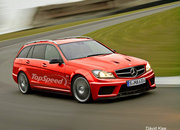 Mercedes C63 AMG Estate Black Series