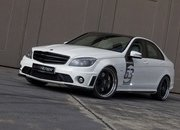Mercedes C63 White Edition by Kicherer