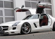 Mercedes SLS AMG by Senner Tuning