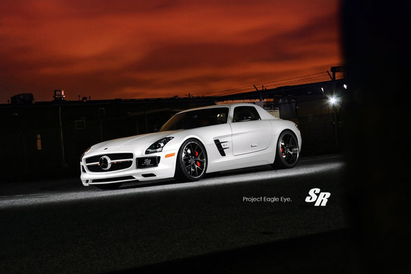 mercedes sls amg eagle eye by sr auto group picture