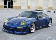 Porsche 911 GT3 RSR by Orbit Racing