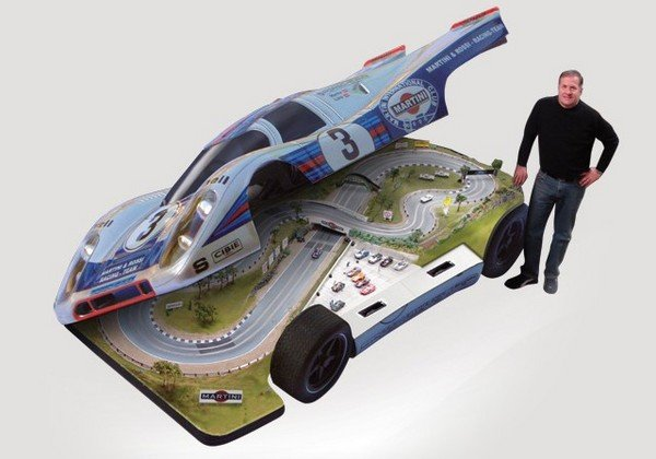 Slot Mods has recently announced the limited edition RCR 917 slot car which ...