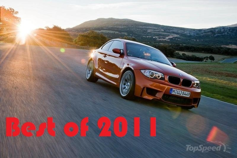 TopSpeed's Best of 2011: Coupe of the Year