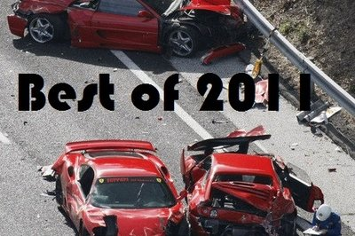 TopSpeed's Best of 2011: Famous Crashes of the Year