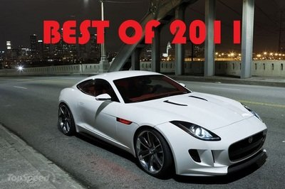 TopSpeed's Best of 2011: Concept of the Year