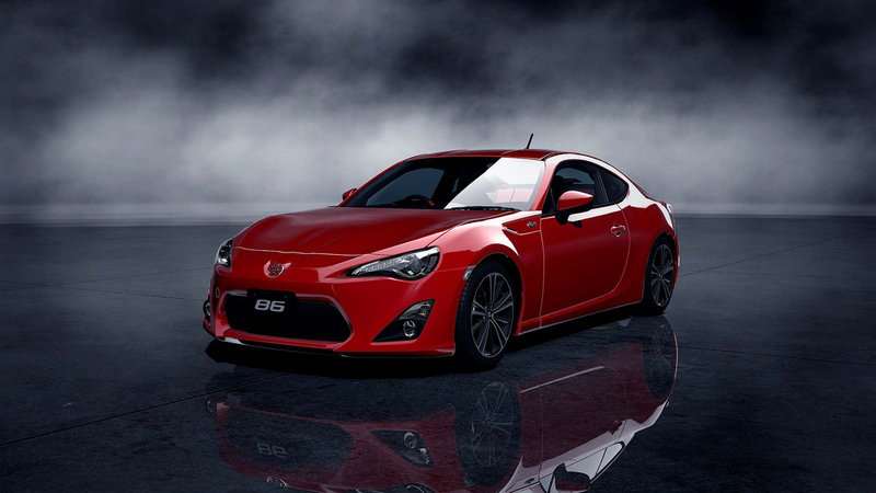 Toyota GT 86 set to be a playable car on Gran Turismo 5