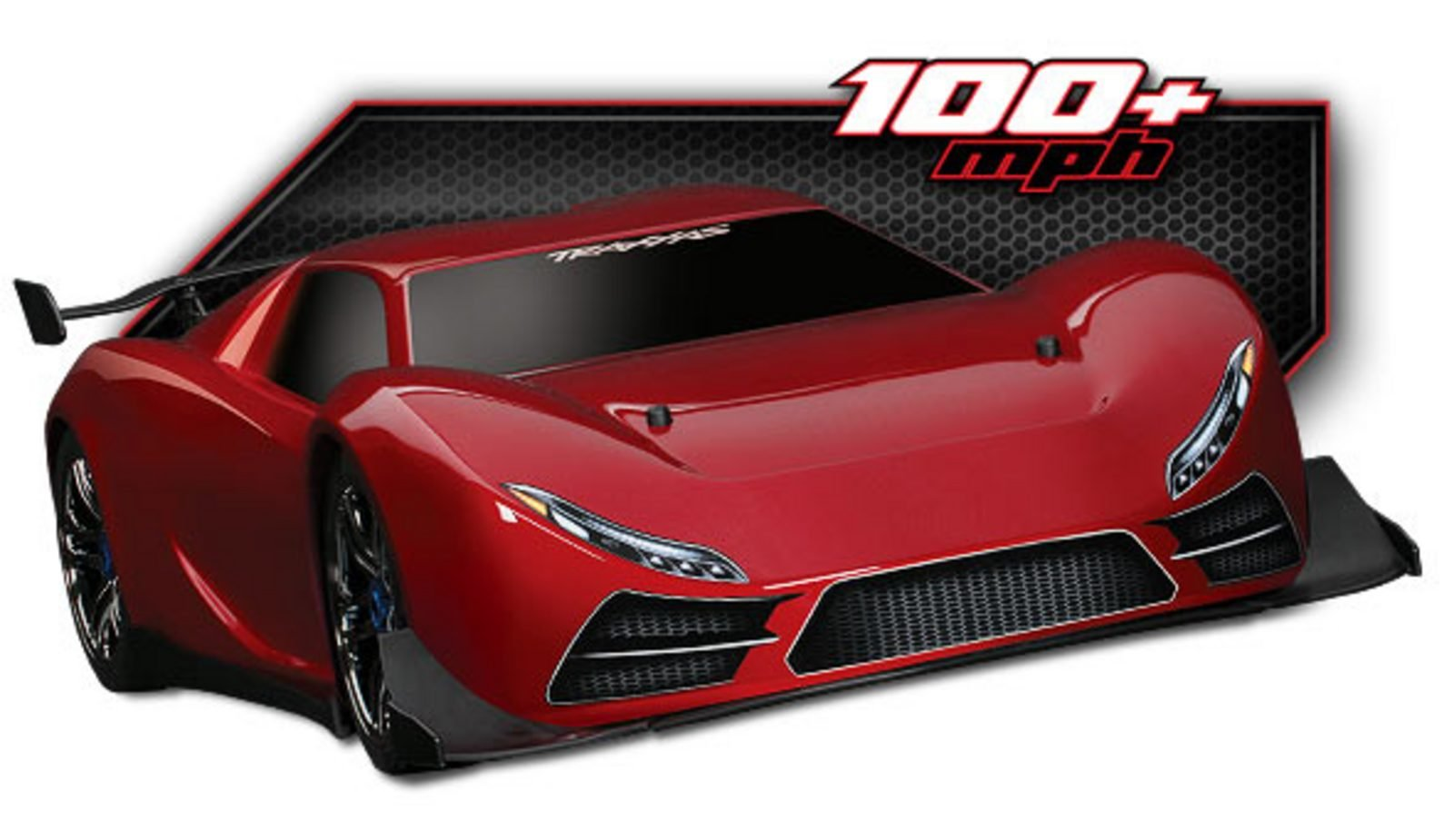 Traxxas X0-1 Is The Bugatti Veyron Of All RC Race Cars