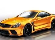Mercedes SL65 AMG Black Fortune by Veilside