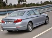 2012 BMW ActiveHybrid 5 - image 435896