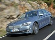 2012 BMW ActiveHybrid 5 - image 435897