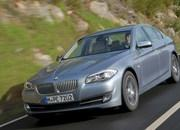 2012 BMW ActiveHybrid 5 - image 435902