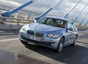 2012 BMW ActiveHybrid 5 - image 435884