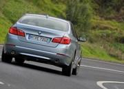 2012 BMW ActiveHybrid 5 - image 435928
