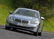 2012 BMW ActiveHybrid 5 - image 435929