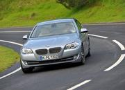 2012 BMW ActiveHybrid 5 - image 435930