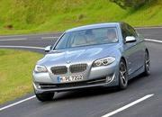 2012 BMW ActiveHybrid 5 - image 435931