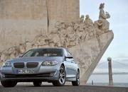 2012 BMW ActiveHybrid 5 - image 435938