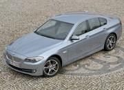 2012 BMW ActiveHybrid 5 - image 435946