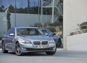 2012 BMW ActiveHybrid 5 - image 435950