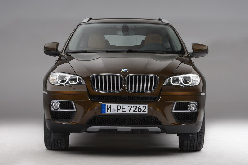 2013 BMW X6 High Resolution Exterior - image 435569