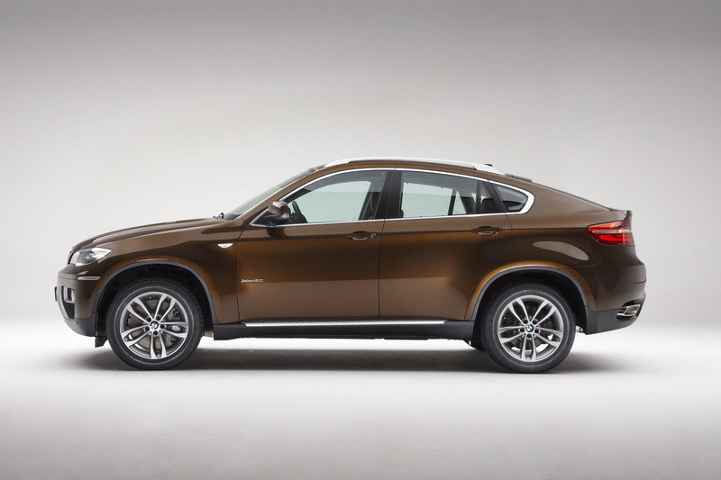 2013 BMW X6 High Resolution Exterior - image 435570