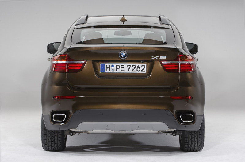 2013 BMW X6 High Resolution Exterior - image 435571