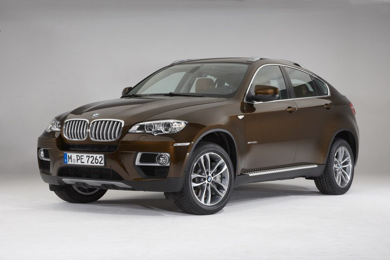 2013 BMW X6 High Resolution Exterior Wallpaper quality - image 435568