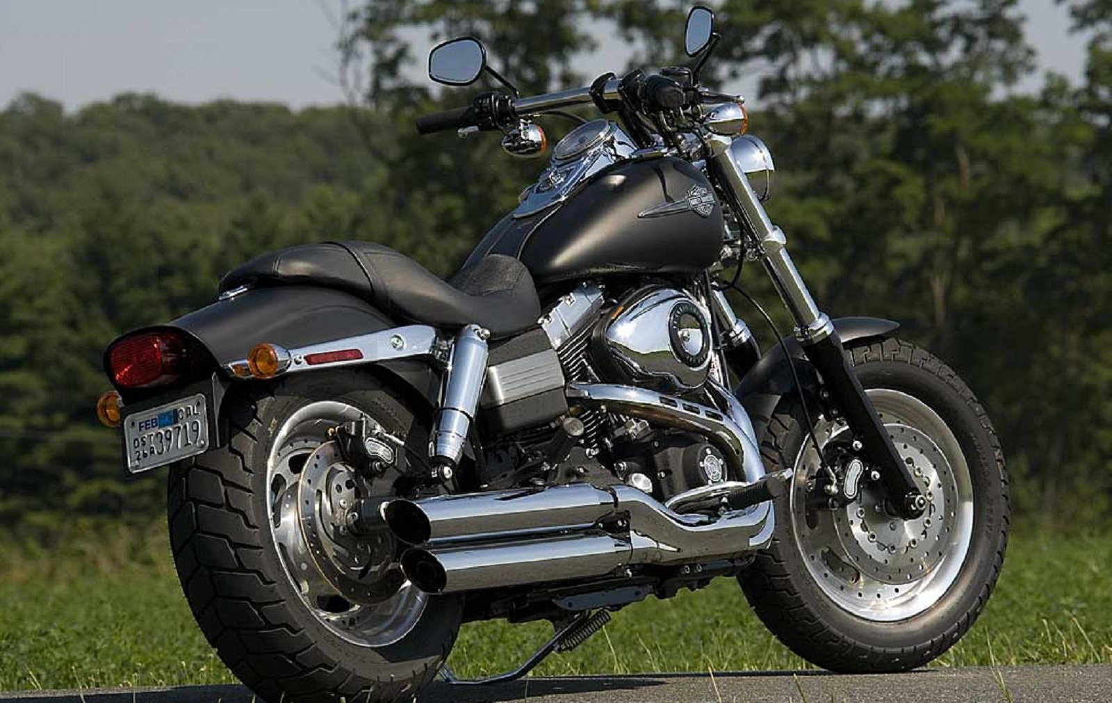 2012 Harley-Davidson Dyna FXDF Fat Bob picture - doc432544