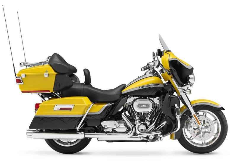 2012 Harley-Davidson CVO Ultra Classic Electra Glide High Resolution Exterior Wallpaper quality - image 434059